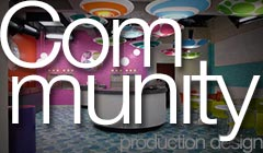 Community - Production Design by Denise Pizzini