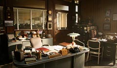 The Express - Set Decoration by Denise Pizzini