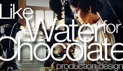 Like Water for Chocolate - Production Design by Denise Pizzini